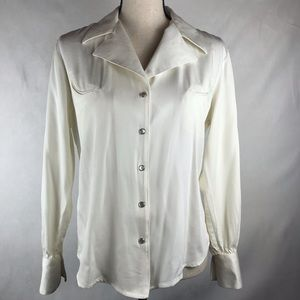 The Manuel Collection Western Style Shirt Medium